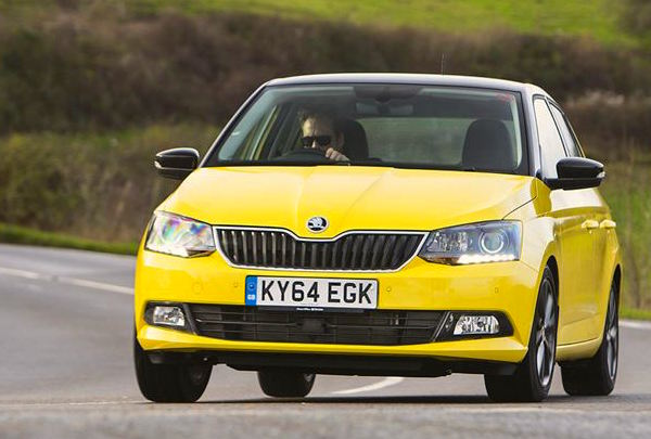 Skoda Fabia Czech Republic May 2015. Picture courtesy honestjohn.co.uk