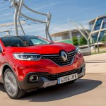 Renault Kadjar Europe March 2016. Picture courtesy largus.fr