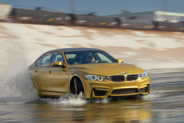 BMW 3 Series M3 USA June 2015. Picture courtesy motortrend.com