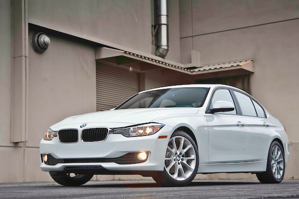 BMW 3 Series World 2014