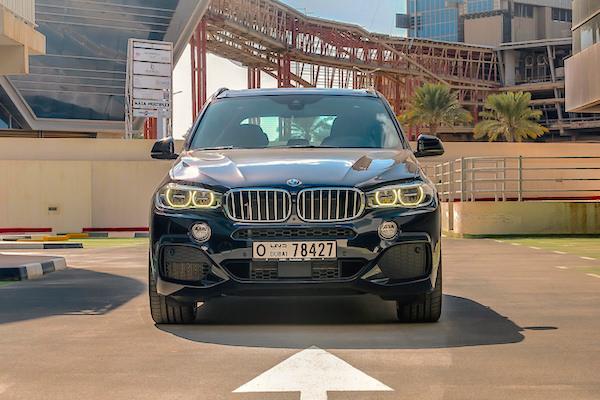BMW X5 UAE 2015. Picture courtesy carbonoctane.com