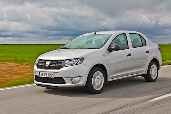 Dacia Logan Algeria June 2015. Picture courtesy autobild.es