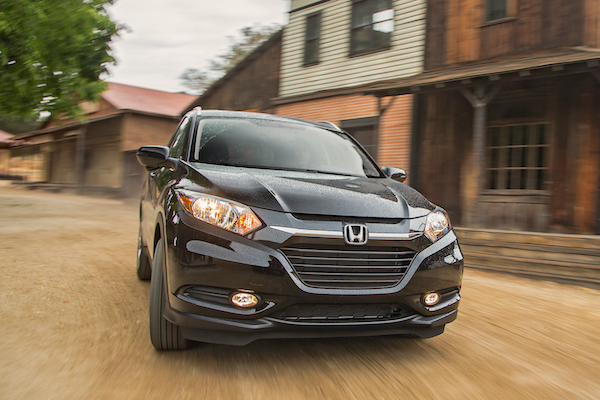 Honda HR-V Singapore September 2015. Picture courtesy motortrend.com