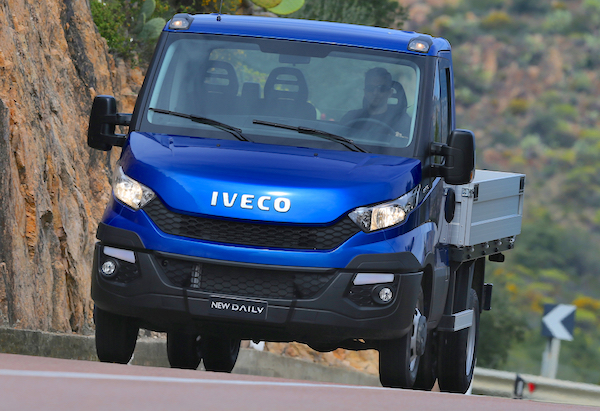Iveco Daily World 2014
