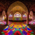 Shiraz Mosque Iran. Picture courtesy 500px.com