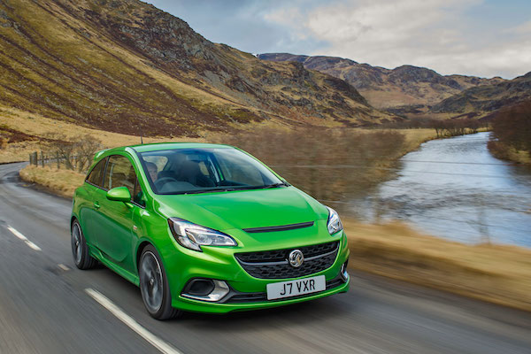 Vauxhall Corsa Scotland 2015. Picture courtesy autoexpress.co.uk
