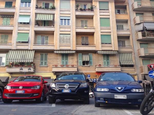 6. Ventimiglia street scene