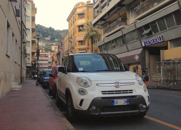 9. Fiat 500L
