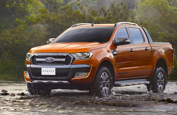 Ford Ranger New Zealand July 2015. Picture courtesy caradvice.com.au