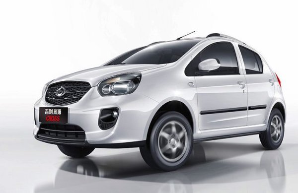 Geely Panda Cross