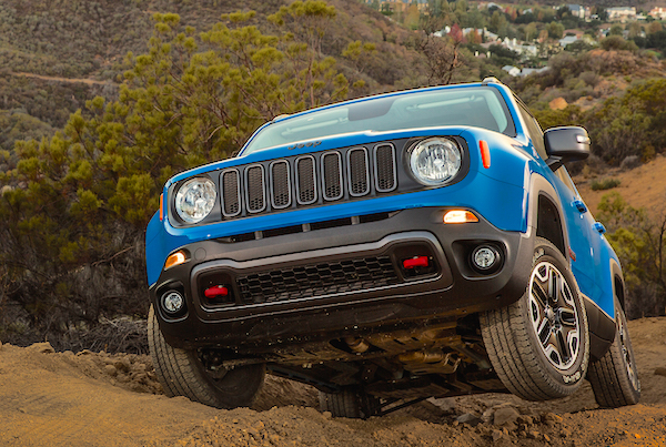 Jeep Renegade Slovenia September 2015. Picture courtesy motortrend.com