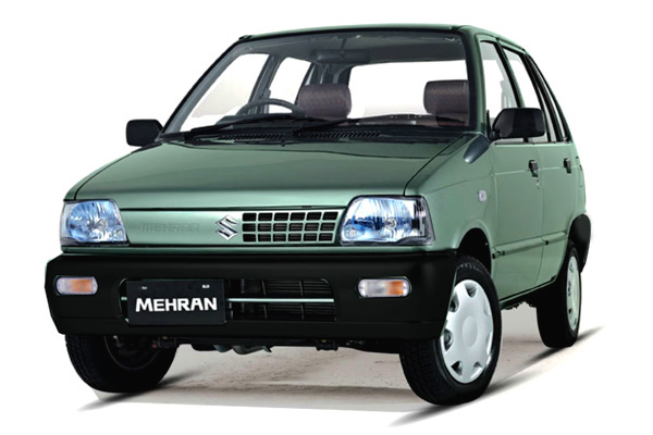Suzuki Mehran Pakistan July 2015