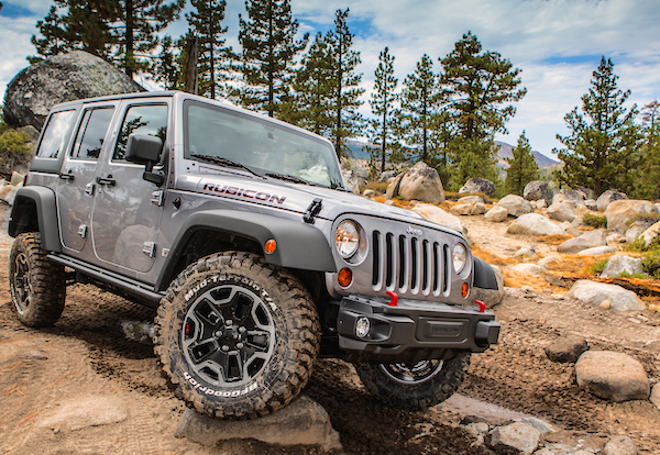 Jeep Wrangler USA April 2016. Picture courtesy caranddriver.com