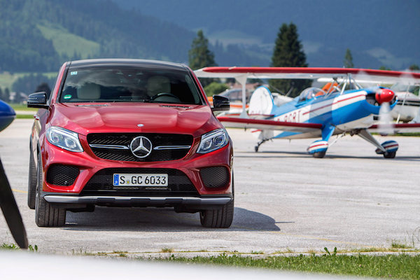 Mercedes GLE Coupe Malaysia September 2015