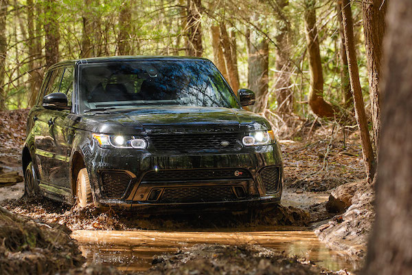 Range Rover Sport USA September 2015. Picture courtesy motortrend.com