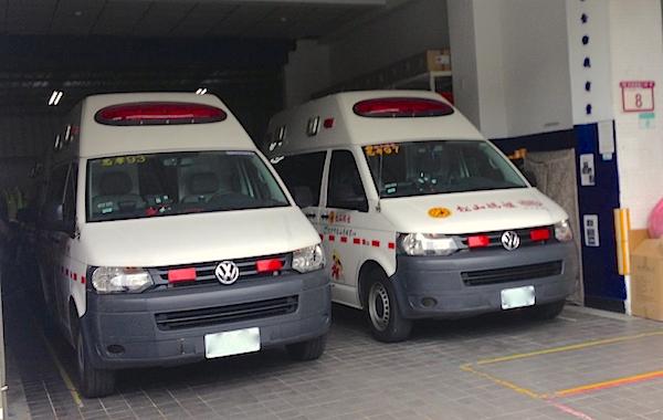 8. VW Transporter Taipei