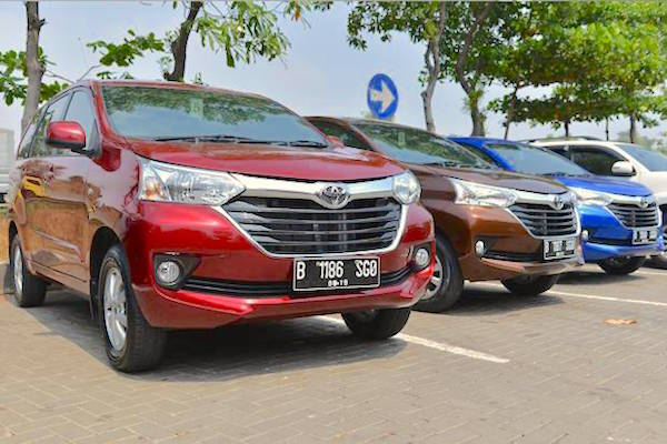 Toyota Avanza Indonesia April 2016. Picture courtesy itoday.co.id