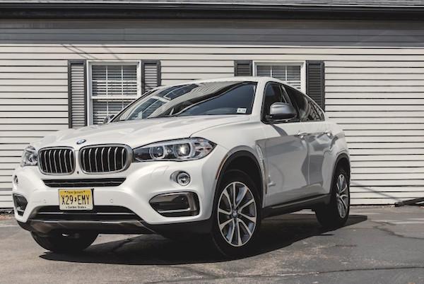 BMW X6 USA 2015. Picture courtesy caranddriver.com