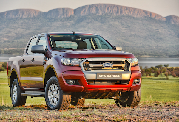 Ford Ranger South Africa 2015