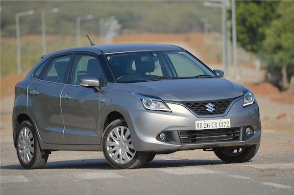 Maruti Baleno India 2015. Picture courtesy autocarindia.com