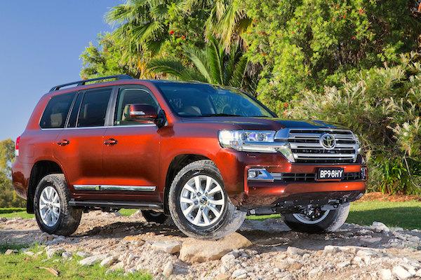 Toyota Land Cruiser Lebanon 2015