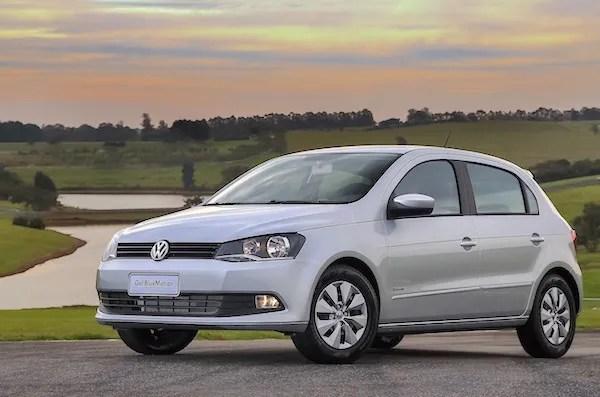 VW Gol Trend Argentina 2015