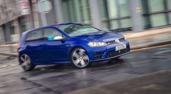 VW Golf Ireland 2015. Picture courtesy irishtimes.com