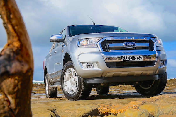 Ford Ranger Australia June 2016. Picture courtesy caradvice.com.au