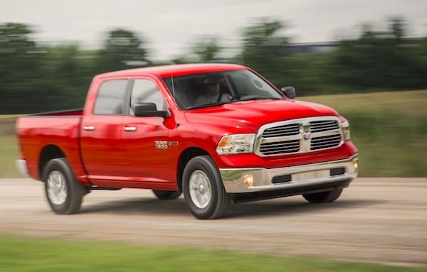 Ram 1500 USA 2015. Picture courtesy caranddriver.com