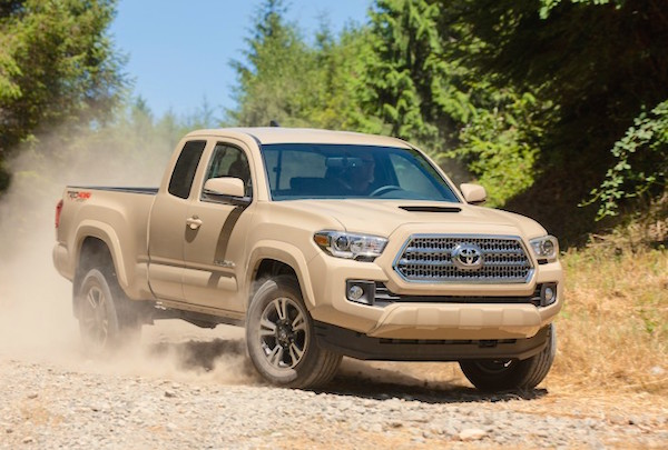 Toyota Tacoma Puerto Rico 2015. Picture courtesy caranddriver.com
