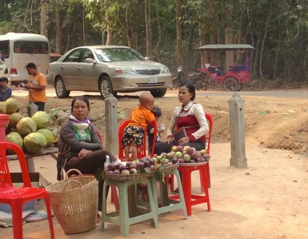 3. Toyota Camry Siem Reap