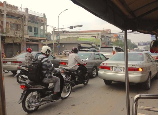 5. Toyota Camry x3 Phnom Penh