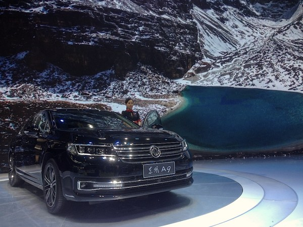 Dongfeng A9 Beijing 2016