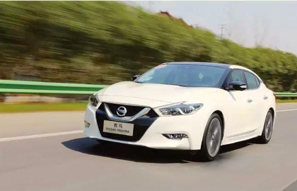 Nissan Maxima China April 2016. Picture courtesy auto.eastday.com