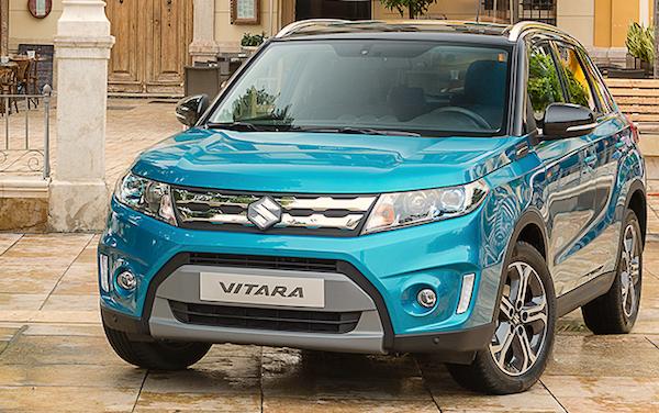 Suzuki Vitara Bolivia 2015