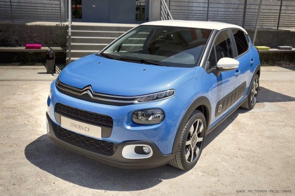 Citroen C3 France July 2016. Picture courtesy autoplus.fr