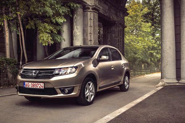 Dacia Logan Romania June 2016. Picture courtesy automarket.ro