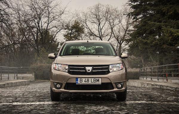 Dacia Logan Moldova June 2016. Picture courtesy automarket.ro