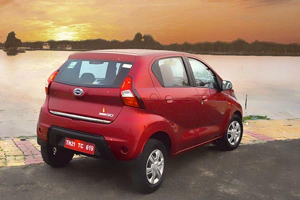 Datsun RediGO India June 2016. Picture courtesy ndtv.com