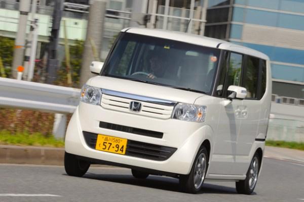 Honda N-BOX Japan June 2016. Picture courtesy autoc-one.jp