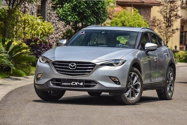 2016 - [Mazda] CX-4 - Page 4 Mazda-CX-4-China-June-2016.-Picture-courtesy-autohome.com_.cn_