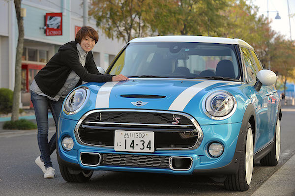 Mini 5 doors Japan June 2016