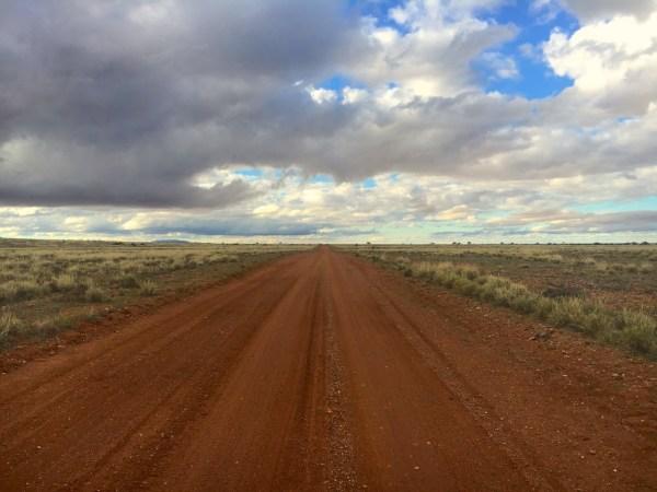 Mt Hopeless Road