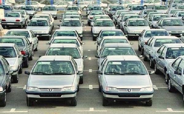 Peugeot 405 Iran June 2016. Picture courtesy asriran.com