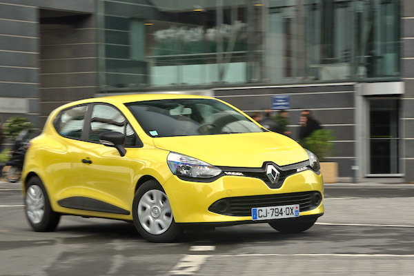 Renault Clio France June 2016. Picture-courtesy-largus.fr
