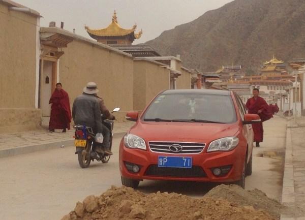 Soueast V6 Xiahe China 2016