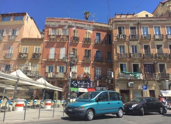 Fiat Multipla Cagliari Sardinia