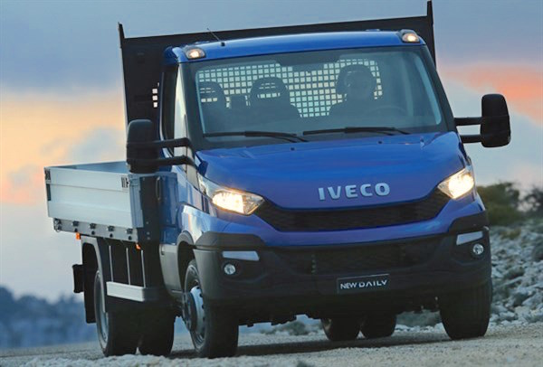 Iveco Daily Poland August 2016
