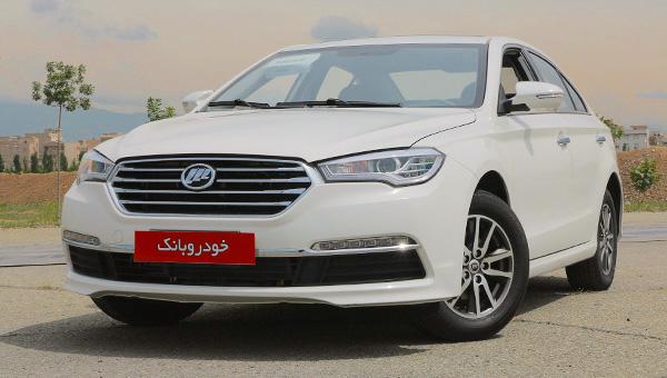 Lifan 820 Iran July 2016. Picture courtesy khodrobank.ir