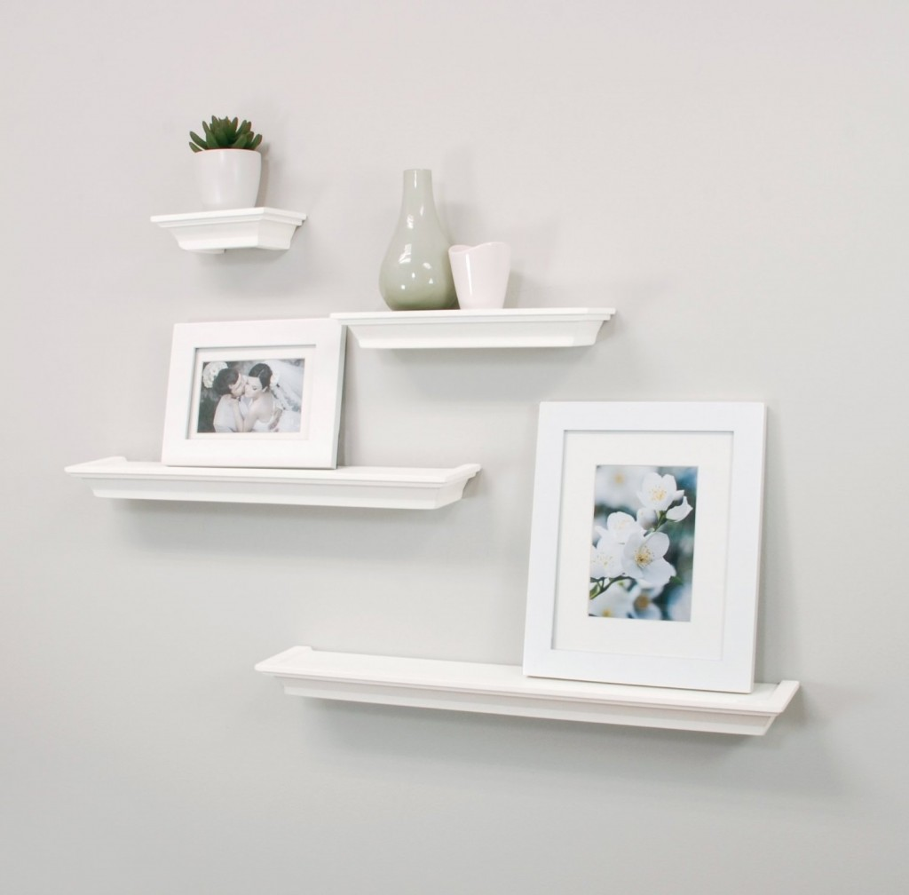 Fullsize Of Unique Floating Shelves